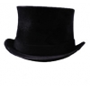 Prince Charles Top Hat Black